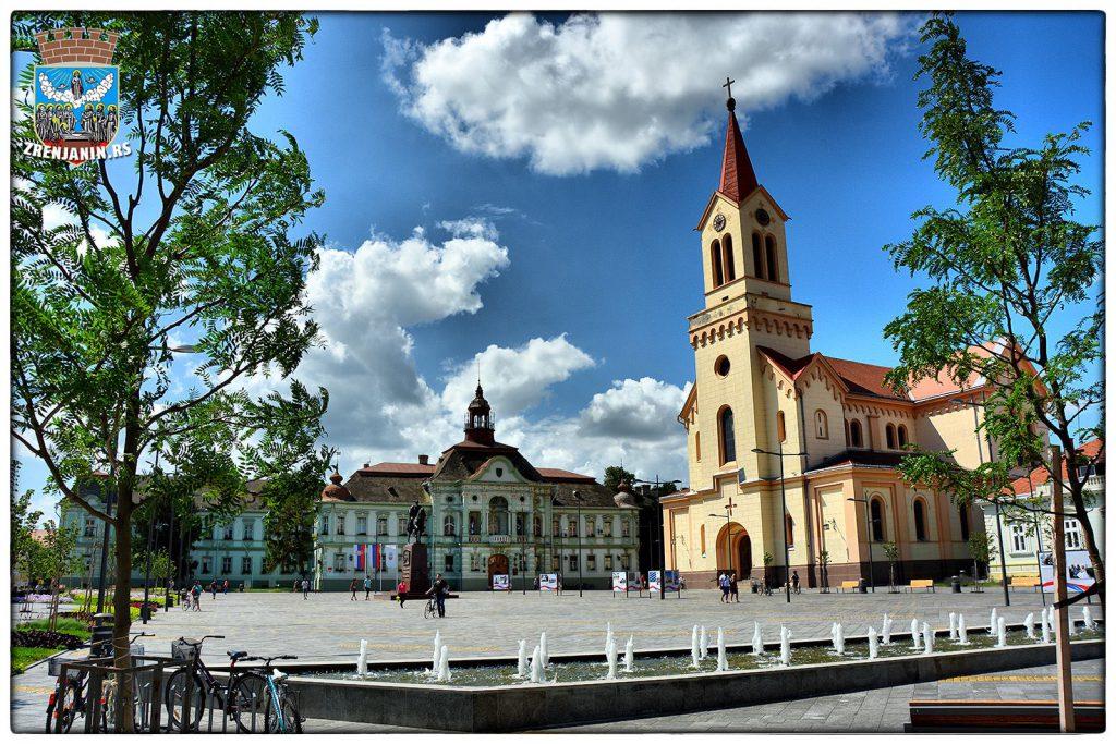 Grad Zrenjanin danas