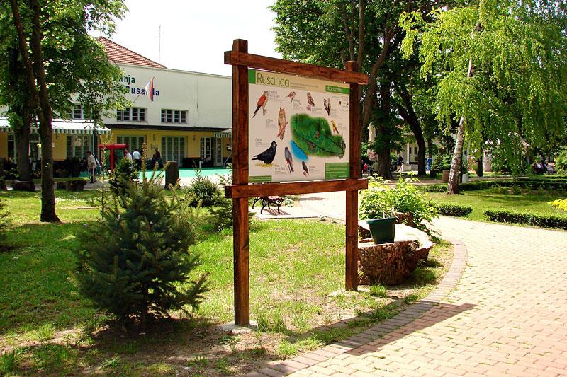 """Specijalna bolnica za rehabilitaciju """"Rusanda"""" Melenci"""