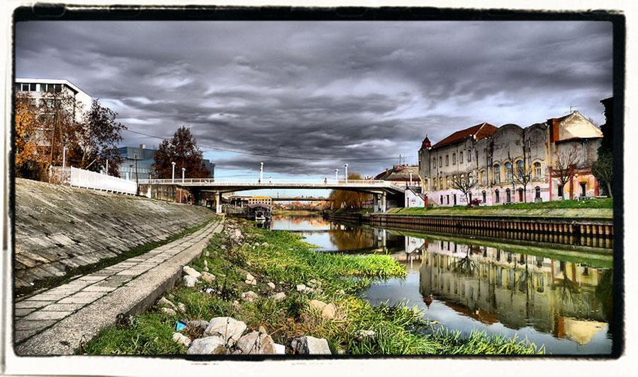 Pesacki most Zrenjanin