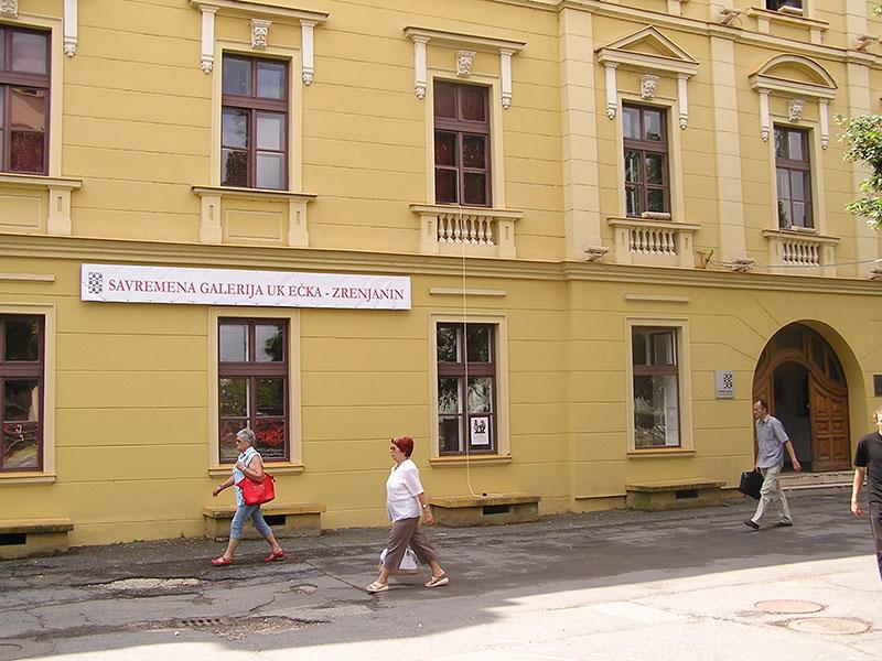 Savremena galerija Zrenjanin