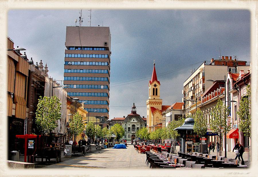 Ulica Kralja Aleksandra I Karađorđevića