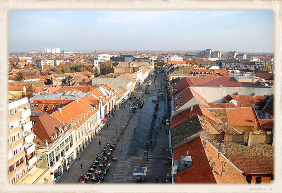 ulica kralja aleksandra prvog karadjordjevica zrenjanin