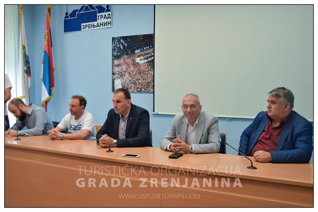 Konferencija Zrenjaninsko leto na Peskari