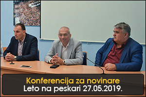 ZRENJANINSKO LETO NA PESKARI 2019