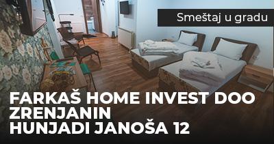 Farkas Home Invest Zrenjanin 400