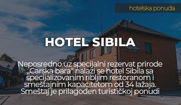 Hotel Sibila Zrenjanin 600 2