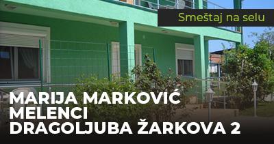 Smestaj Markovic