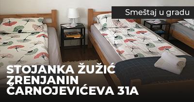 Stojanka Zuzic Zrenjanin