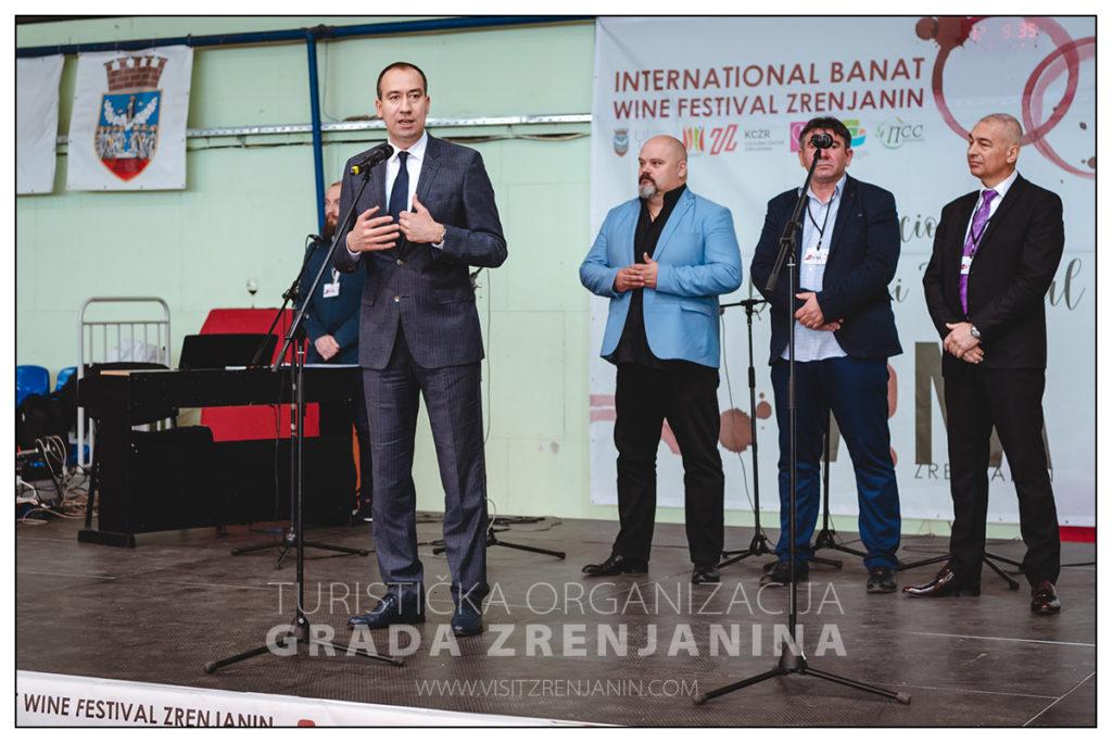 Internacionalni banatski festival vina Zrenjanin